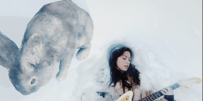 "Alaska Reid Shares Snowy ""Big Bunny"" (Prod. A. G. Cook) Video + Single 
