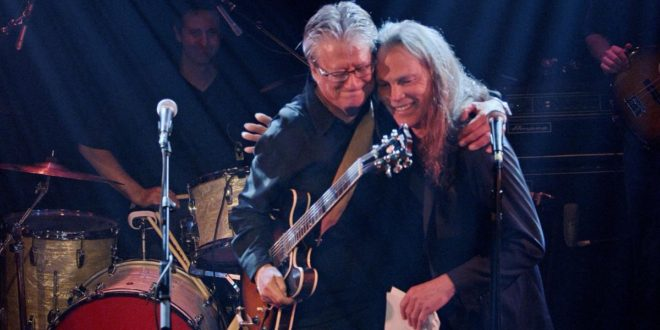 """RICHIE FURAY Shares Live Performance Video Of Poco Classic """"C'mon"""" From Double Album Out 4/2"""