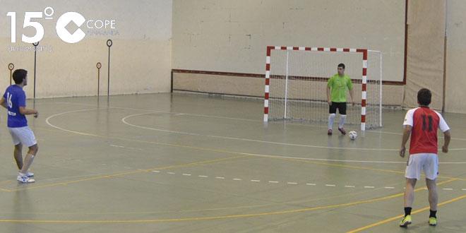 Macotera New Team ganó a @PubGarfio en el Torneo de verano de FS