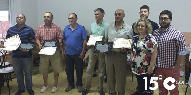 Ganadores en el IV Concurso de vinos amateur Majuelo en El Pedrosoaaa