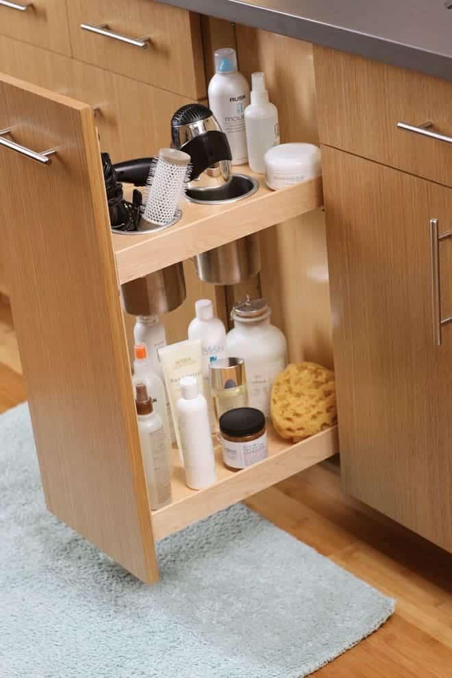 Creative Cabinet Ideas for a Small Bathroom