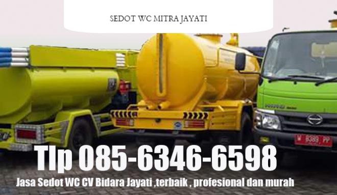 Sedot WC Mitra Jayati