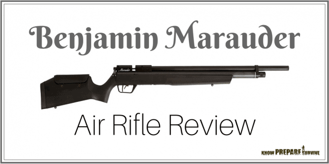 Benjamin Marauder Air Rifle Review