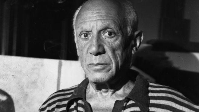maledizione di Pablo Picasso