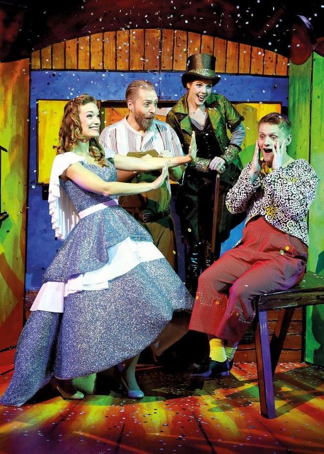Pinocchio Pressebild: Theater Liberi