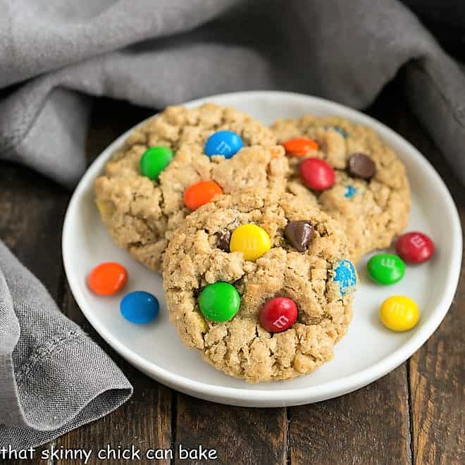 Classic Monster Cookies featured image