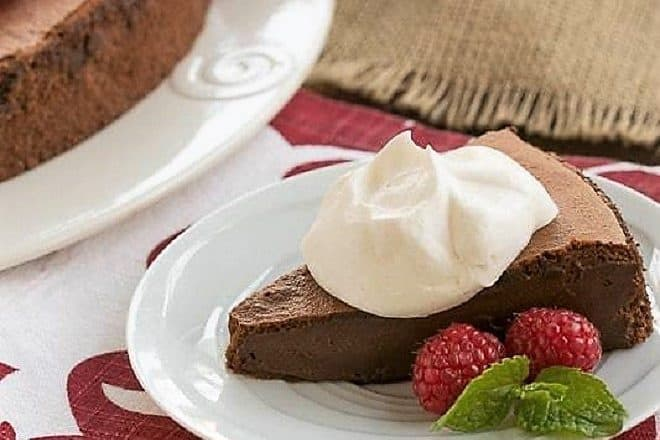 Chocolate Mousse Torte featured image