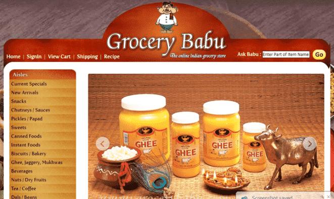 grocery babu