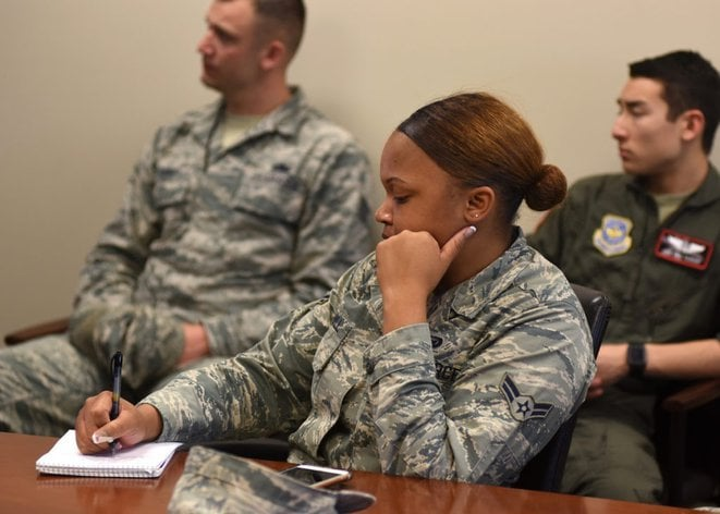 Air Force Tuition Assistance