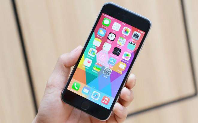 iphone 6 báo pin ảo