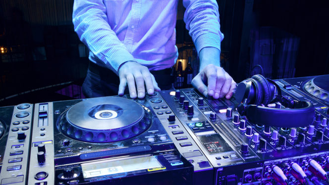 Hire DJ Equipment