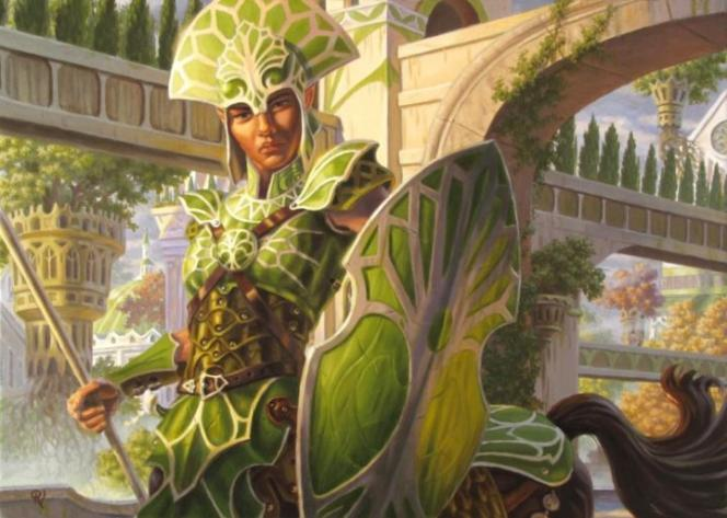 Conclave Mentor Green Deck Standard