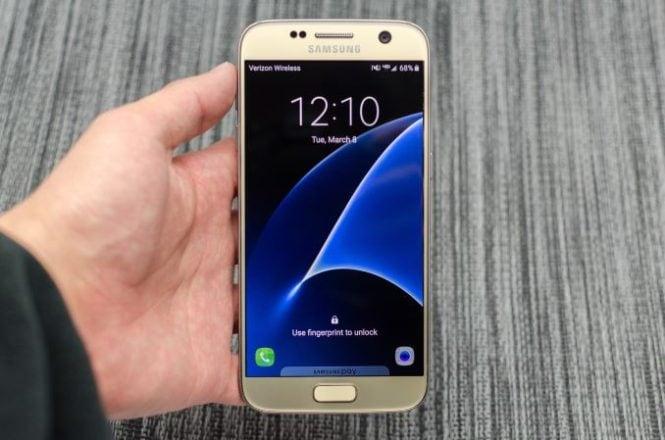 Cosa fare se un Samsung Galaxy S7 non si accende