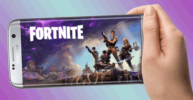 Fortnite su Android