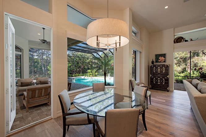12147 Colliers Reserve Drive Breakfast Room