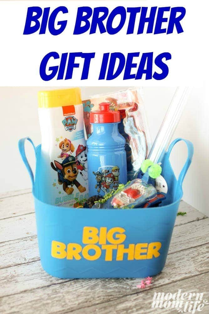 Big Brother Gift Ideas