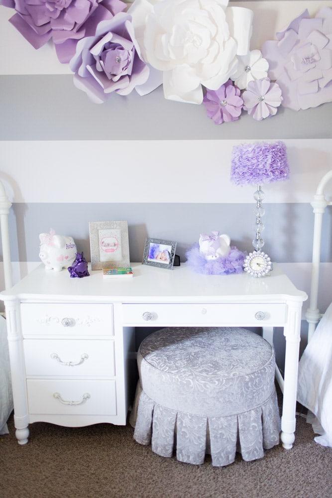 Benjamin Moore Antique Pearl - The Best Subtle Lilac Paint