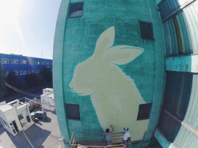 Fun Murals by Reskate