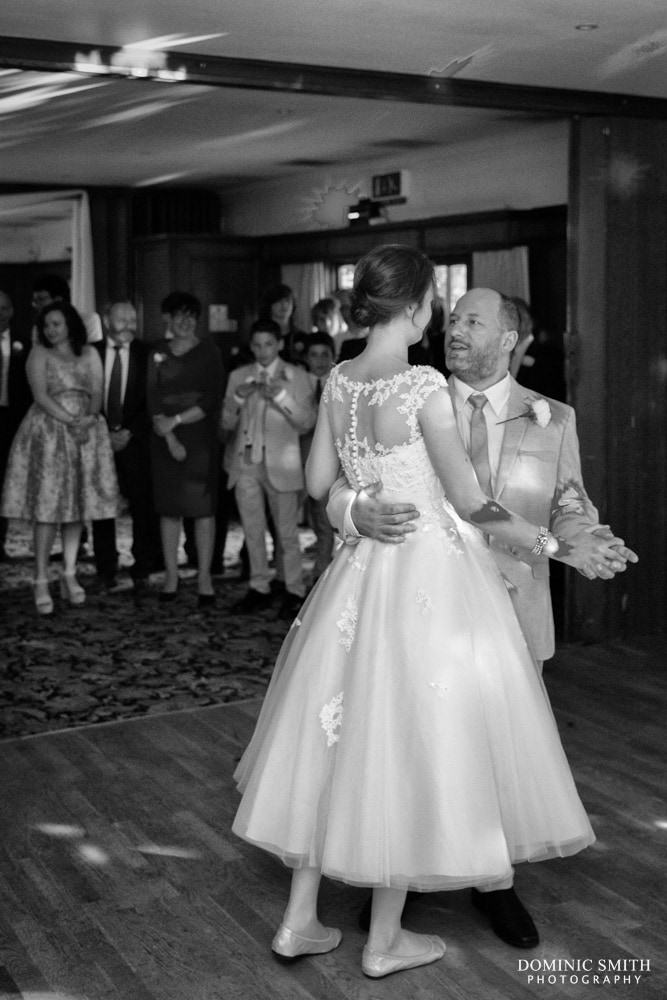 First Dance at Cisswood House 1