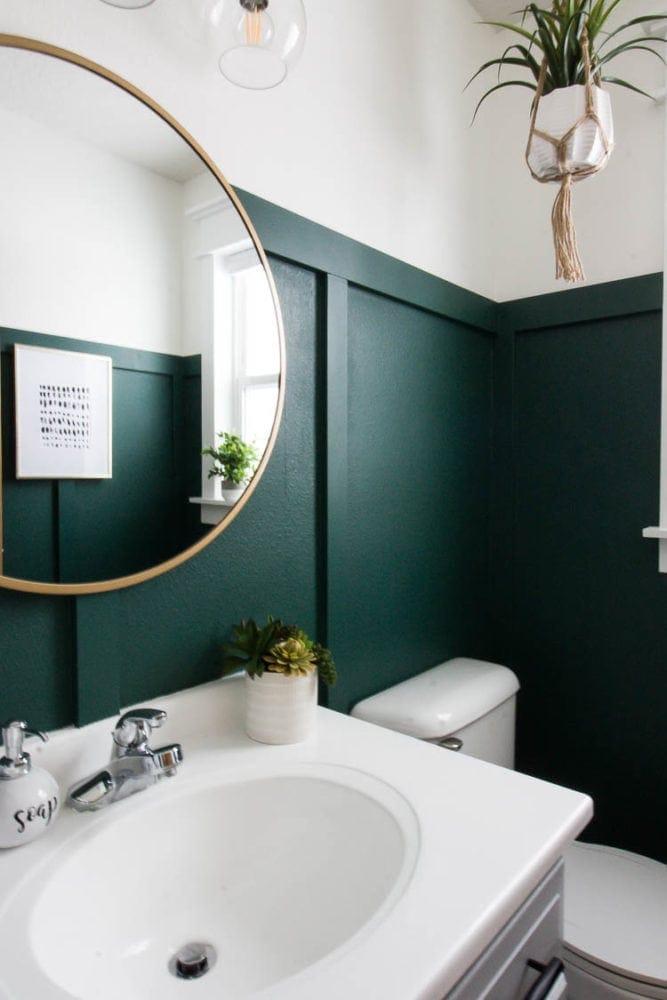 diy bathroom remodel idea