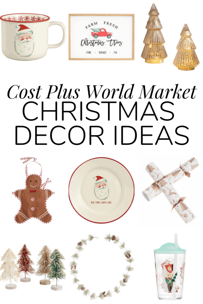 World Market christmas treasure hunt