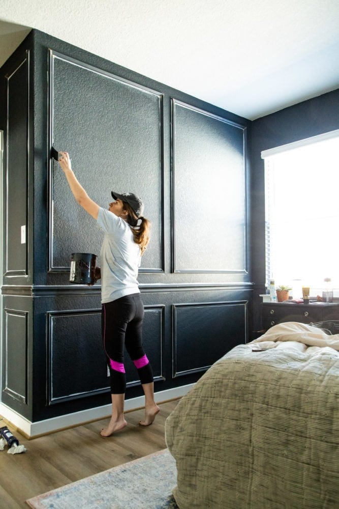 touch up paint on trim
