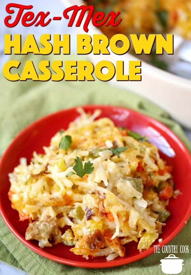 how to cook shredded hash browns