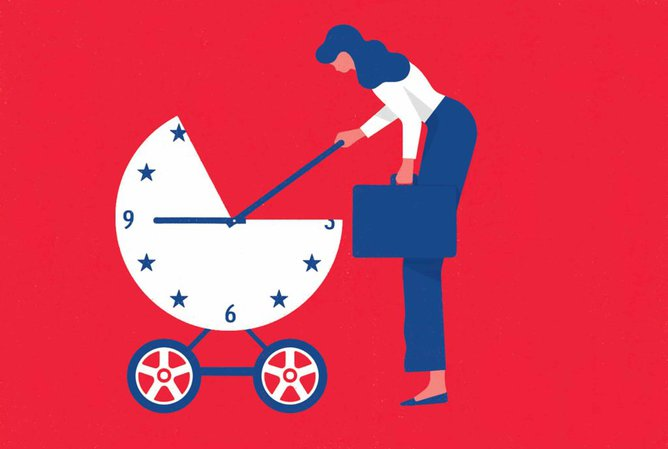 How US Stacks up against other developed nations for maternity leave