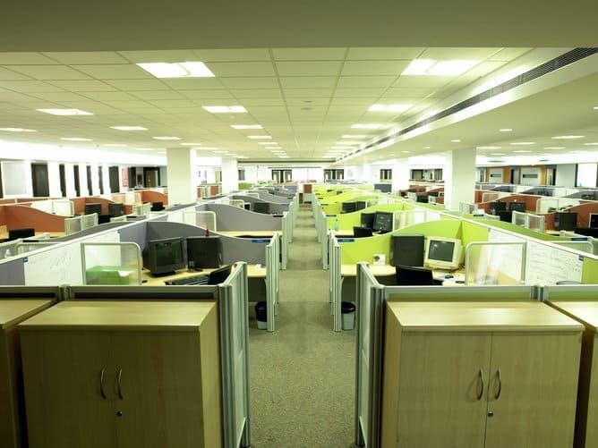 open space coworking workspaces