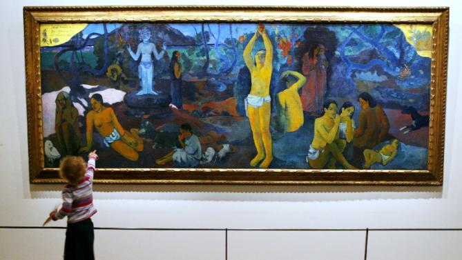 #artscollection - Top art collection to be shown outside Russia for first time; Opens this October at Foundation Louis Vuitton - @artdaily.org Artes & contextos top art collection to be shown outside russia for first time opens this october at foundation louis vuitton