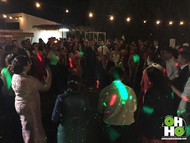 fiesta con dj para bodas