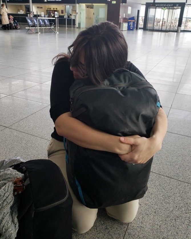 hugging cotopaxi allpa 35l bag