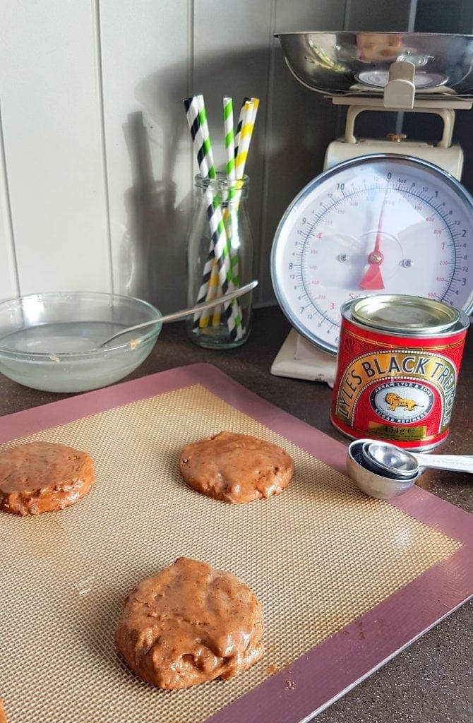 tips on how to make an egg and dairy free Lebkuchen