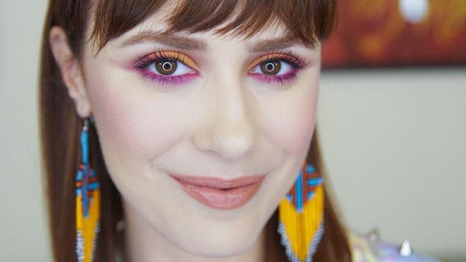 transformar a maquiagem