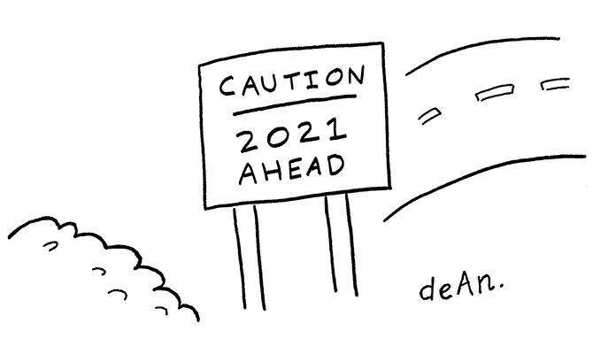 deAn - Caution 2021