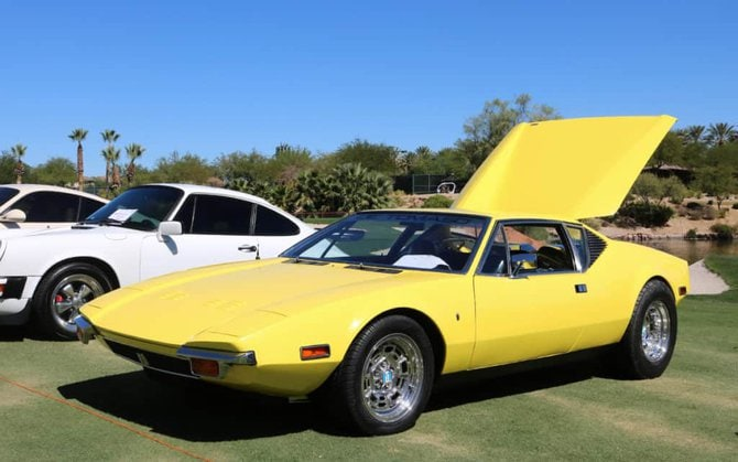 Ford Pantera at Red Rock Country Club, Las Vegas
