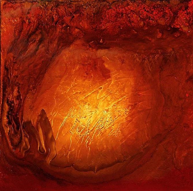Elemental-Dawn by Barry Mack, artist