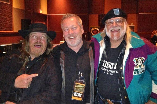 WhiskeyFest 2014 - The Band at the Grand Ballroom, Las Vegas, NV