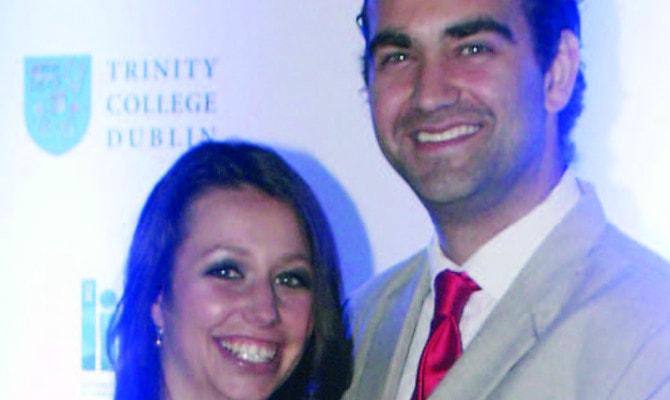 Cillian and Siobhan Ryan