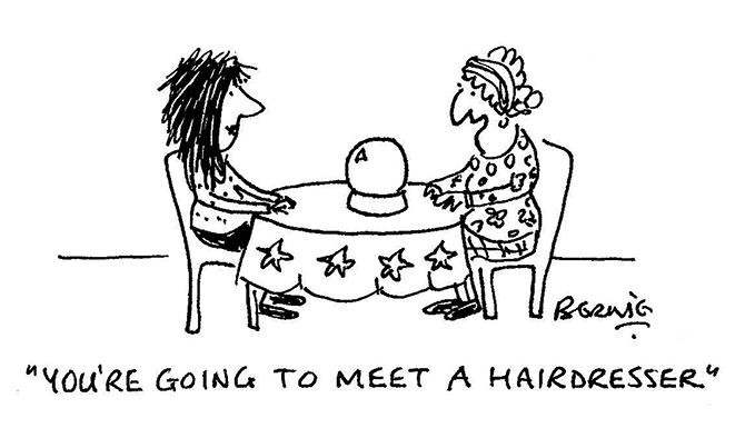 Bernie - Hairdresser predict