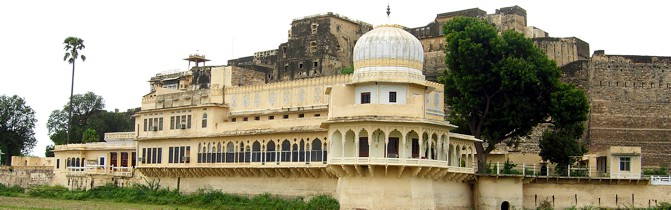 Phool Mahal Palace Near Renwal City in Jaipur, Rajasthan