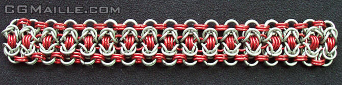 Creative chainmaille jewelry making to get you started making chainmaille
