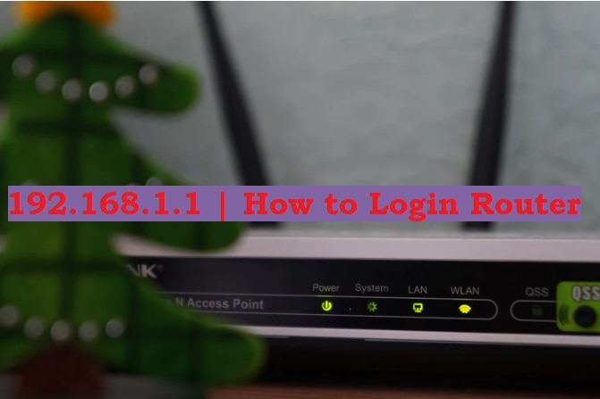 192.168.1.1 | How to login router