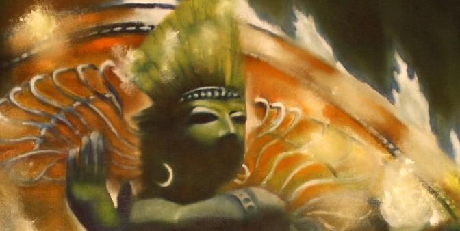Shiva, hindu god