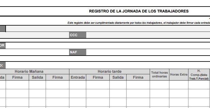Registro Jornada