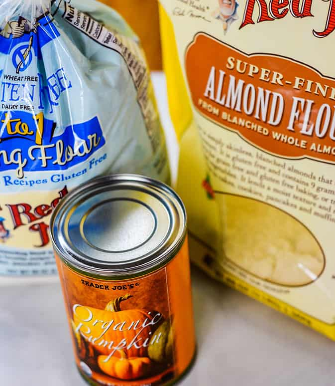 Pumpkin Biscuits ingredints