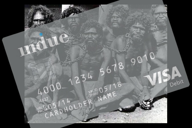 Andrew (Twiggy) Forrest's Indue card continues a proud family history of exploiting Aboriginal people