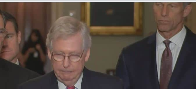 Mitch McConnell Trump racism