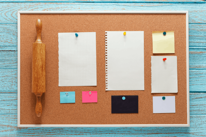 Make Your Own Bulletin Board Borders