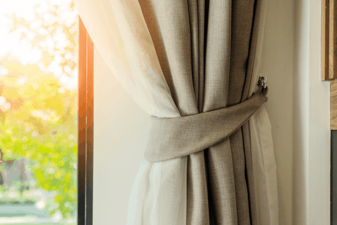 Privacy Curtains that let Light In